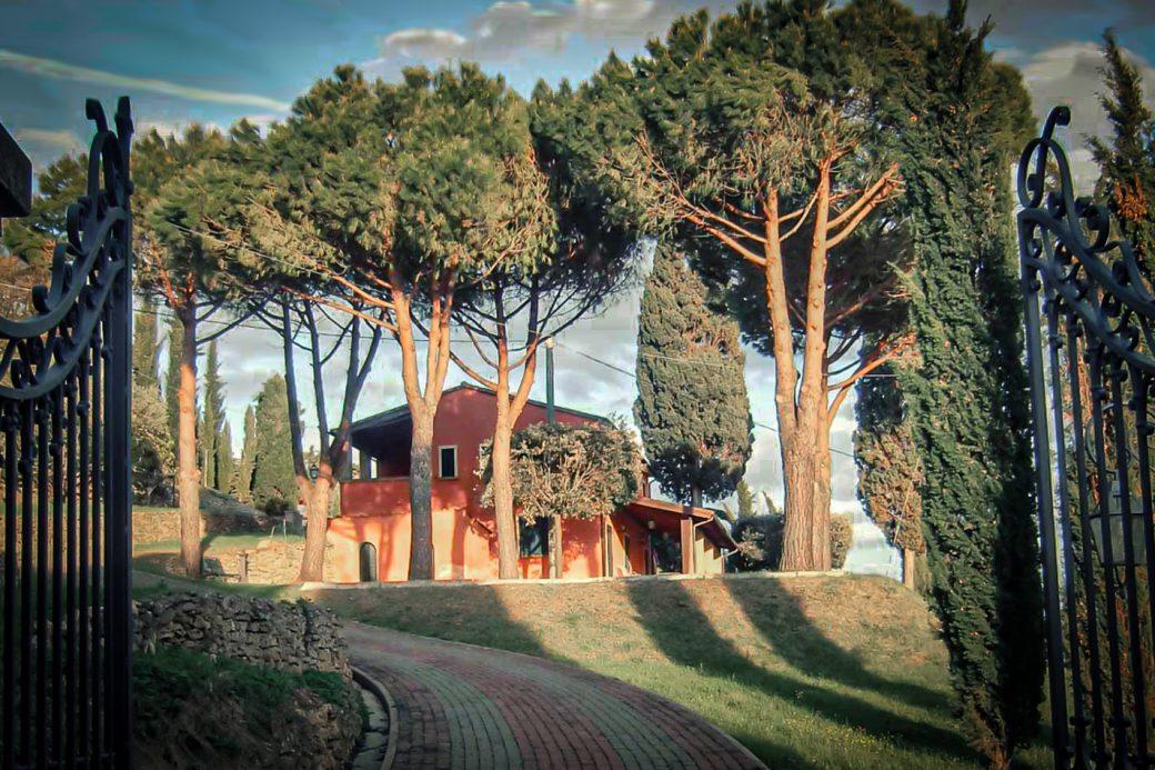 Italské nemovitosti